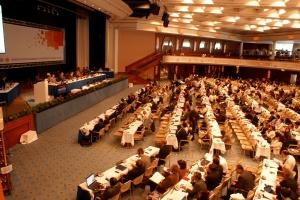UNFCCC Plénière, Bonn 2009