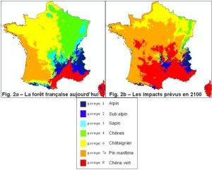Les changements climatiques nous toucheront également, il est donc logique que la France réagisse et intervienne dans les négociations