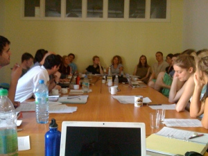 EYCM Meeting, Berlin, 2/08/2009