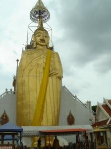Buda Gigante - Bangkok, Tailândia